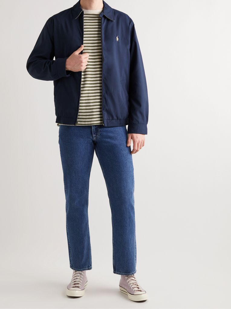 Polo Ralph Lauren Twill Blouson Jacket