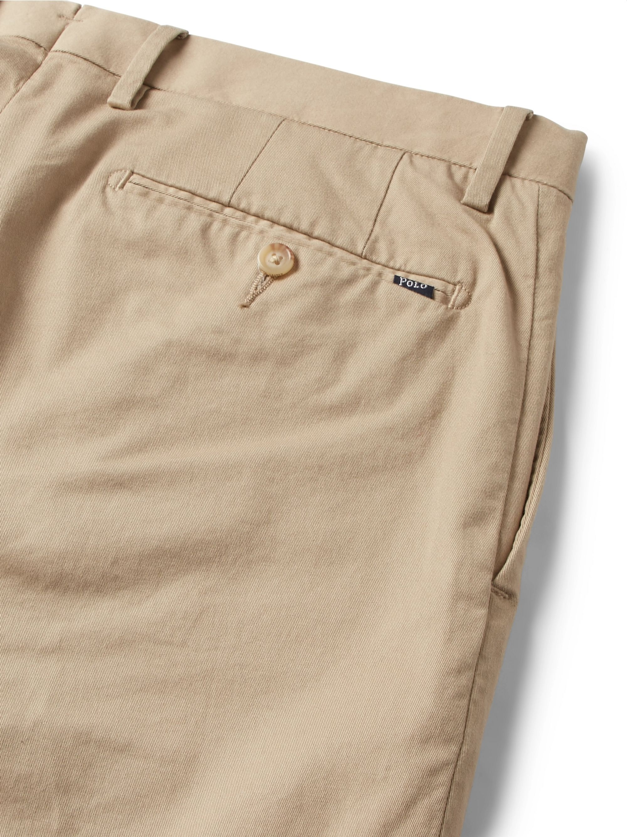 Polo Ralph Lauren Slim-Fit Stretch-Cotton Twill Chinos