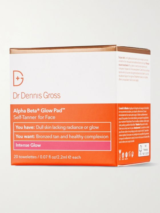 Dr. Dennis Gross Skincare Alpha Beta Glow Pad - Intense Glow, 20 x 2.2ml