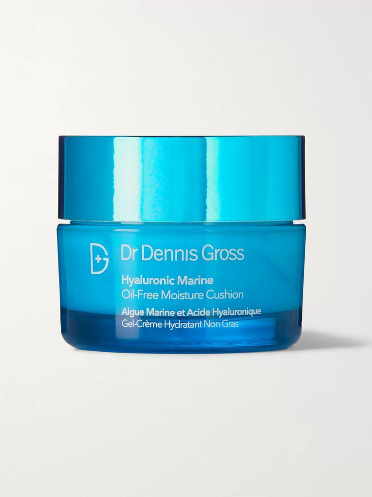 Dr. Dennis Gross Skincare Hyaluronic Marine Oil-Free Moisture Cushion, 50ml