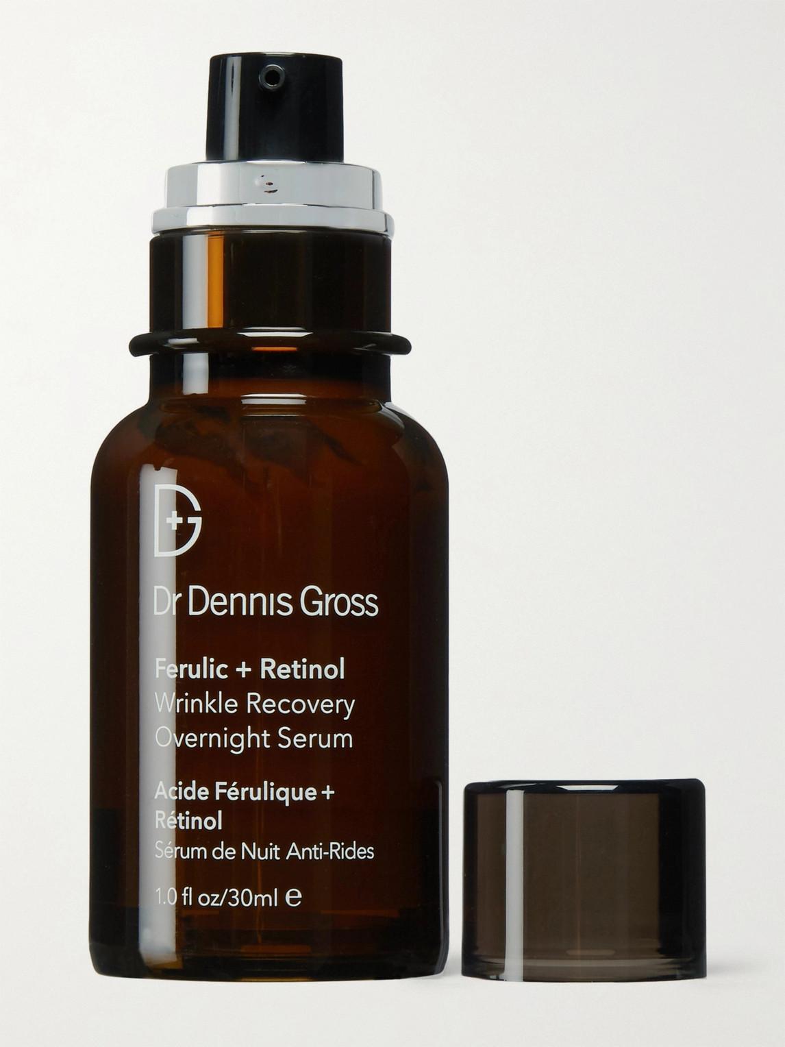 Dr. Dennis Gross Skincare FERULIC RETINOL WRINKLE RECOVERY OVERNIGHT SERUM, 30ML