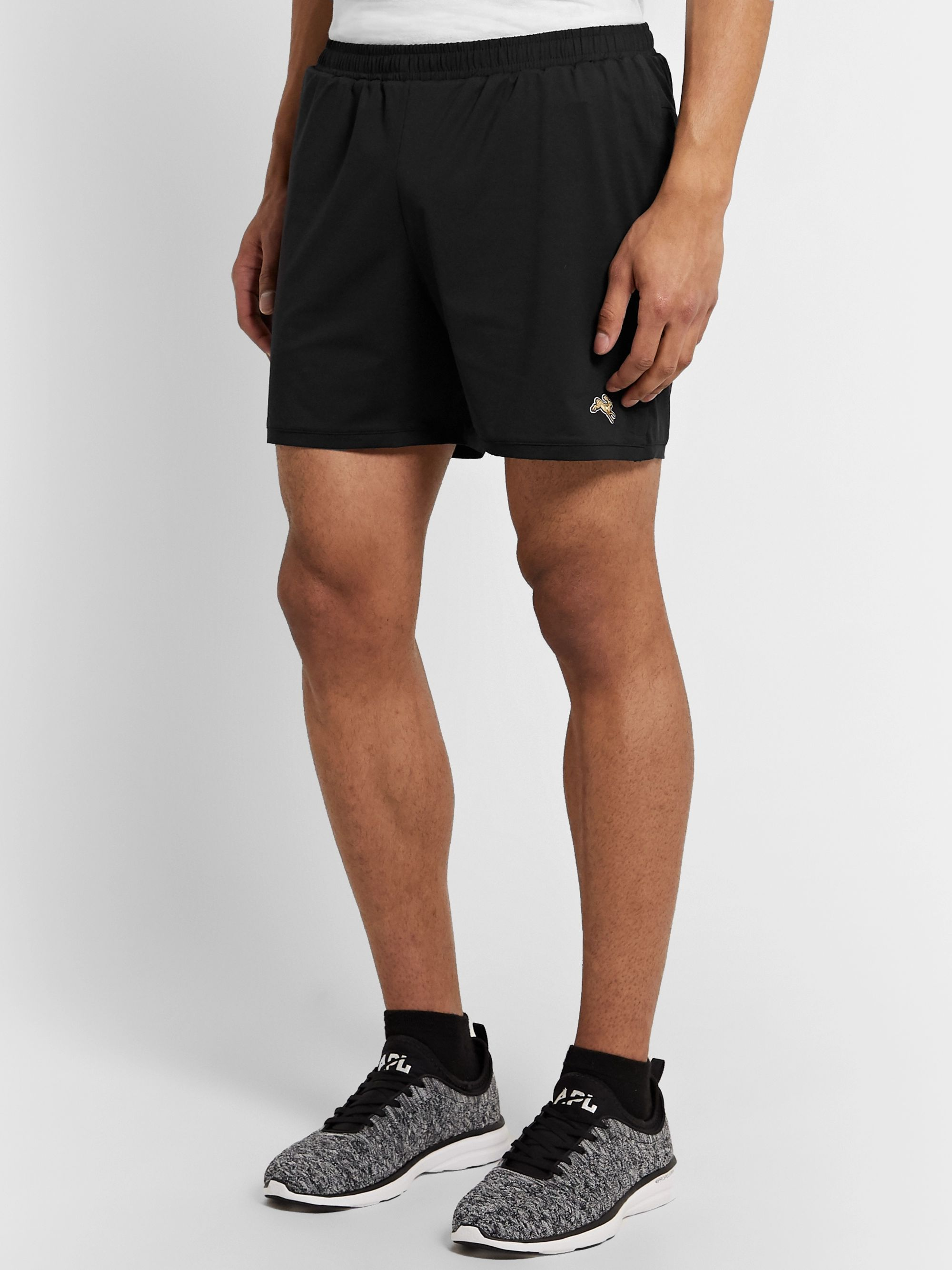 Tracksmith Session Veloce Shorts