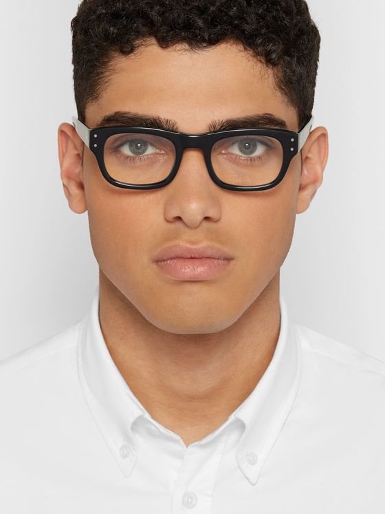 Moscot Nebb Square-Frame Acetate Optical Glasses