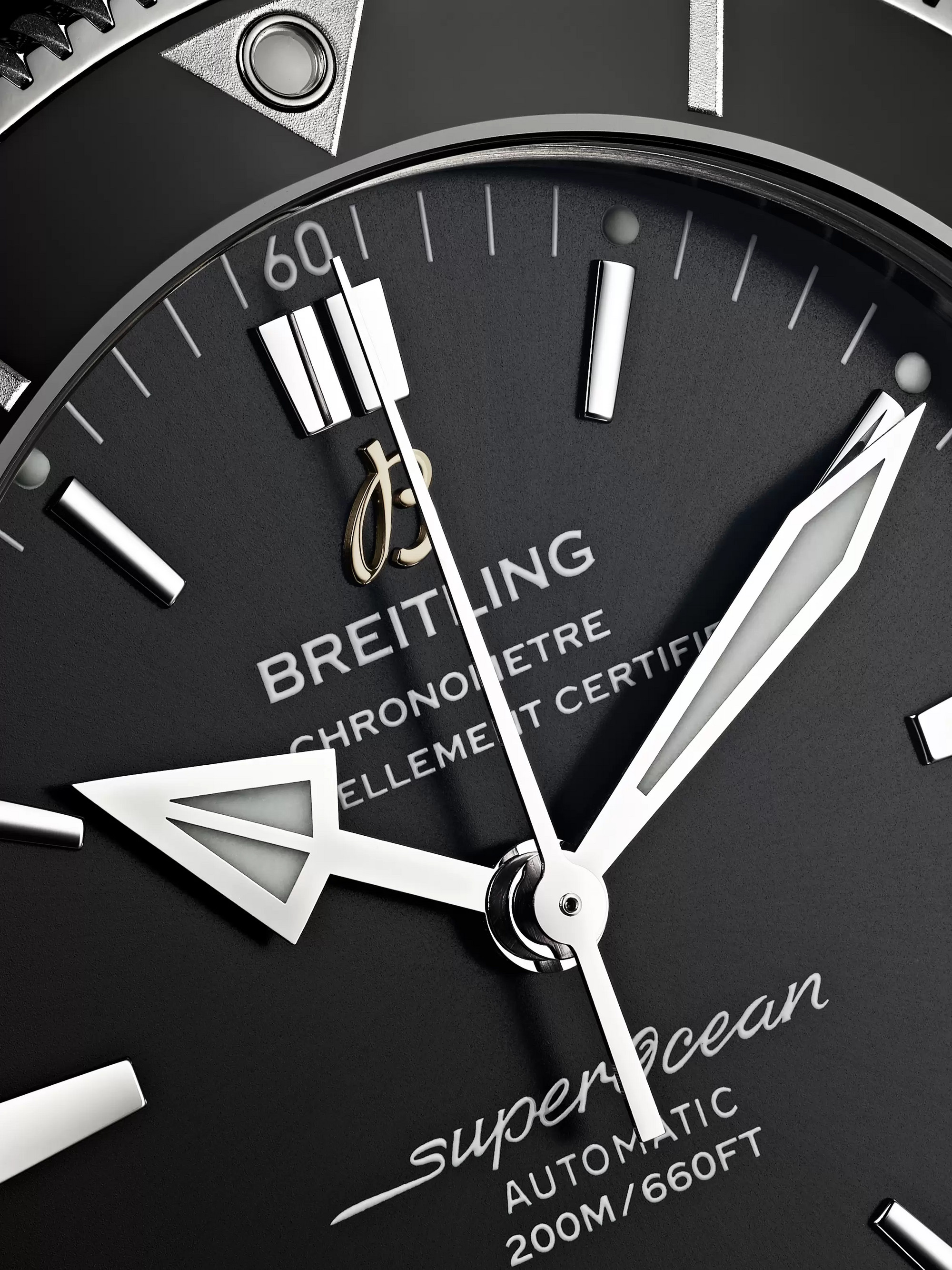 Breitling Superocean Héritage II B20 Automatic 42mm Stainless Steel and Rubber Watch
