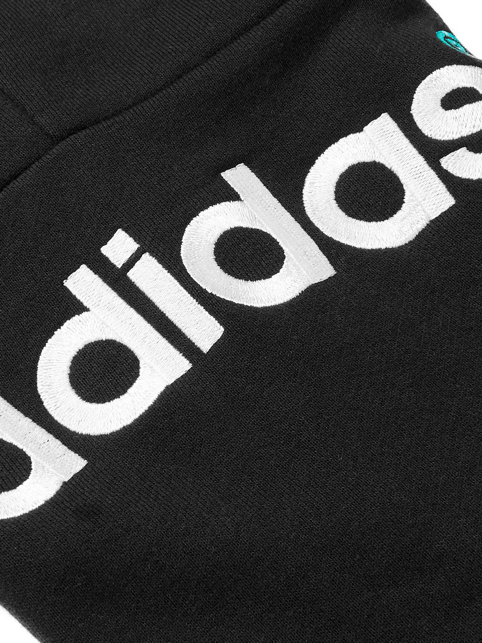 147fdb810 adidas Originals Arc Slim-Fit Logo-Embroidered Loopback Cotton-Jersey  Sweatpants