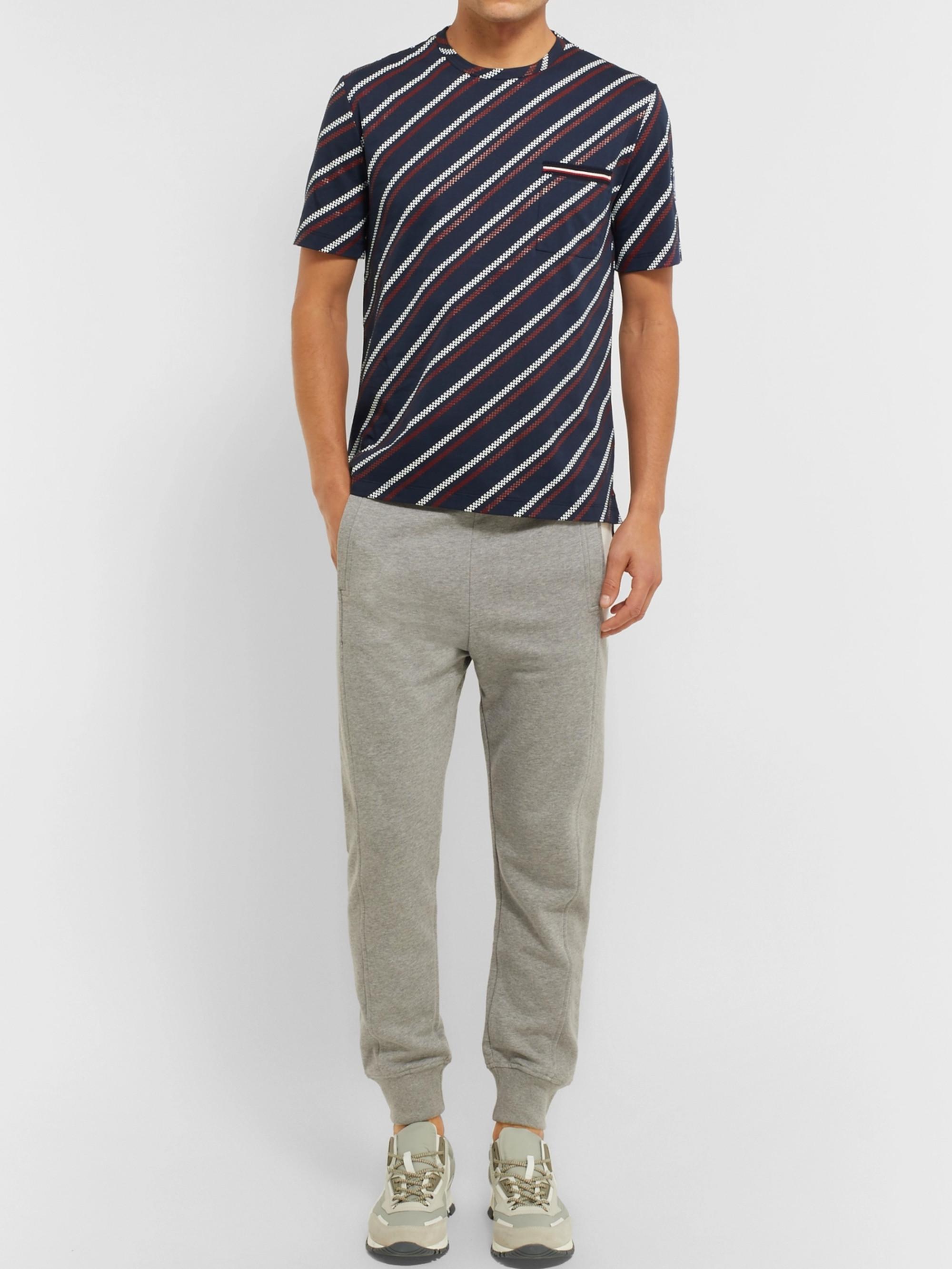 7f21d4504 Striped Cotton-Jersey T-Shirt