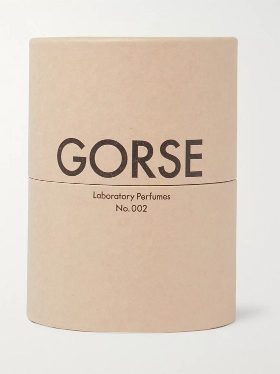 Laboratory Perfumes No. 002 Gorse Candle, 200g