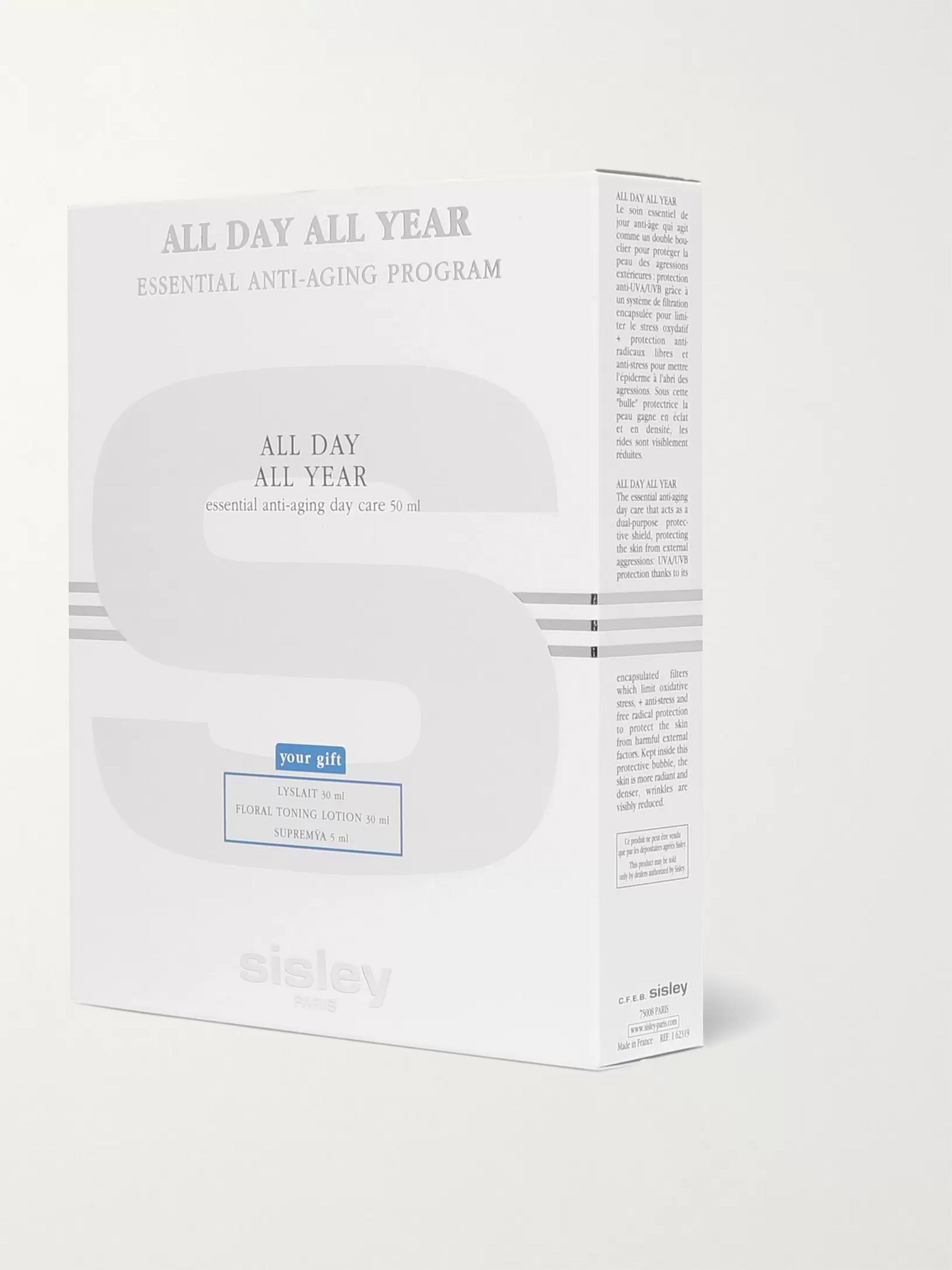 Sisley All Day All Year Essential Anti-Aging Programme