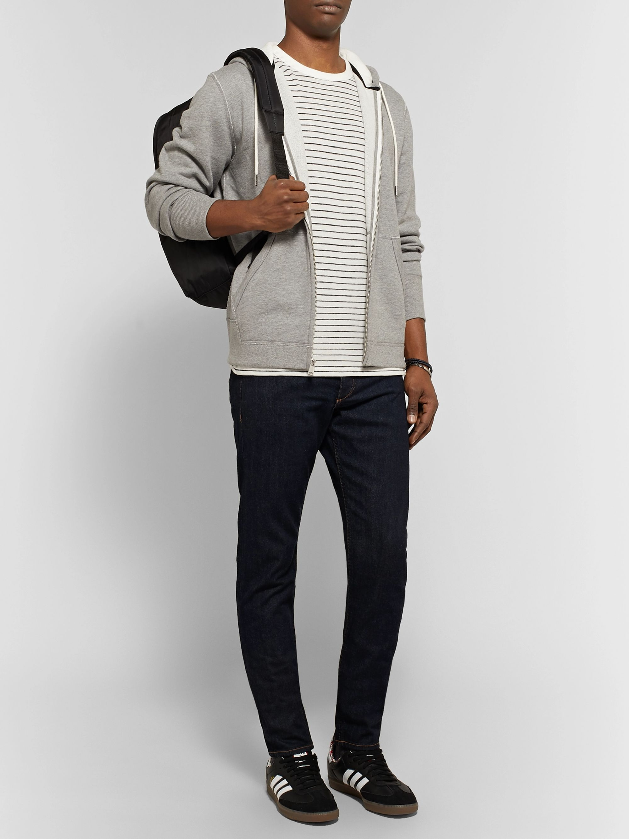 rag & bone Fit 1 Skinny Selvedge Denim Jeans