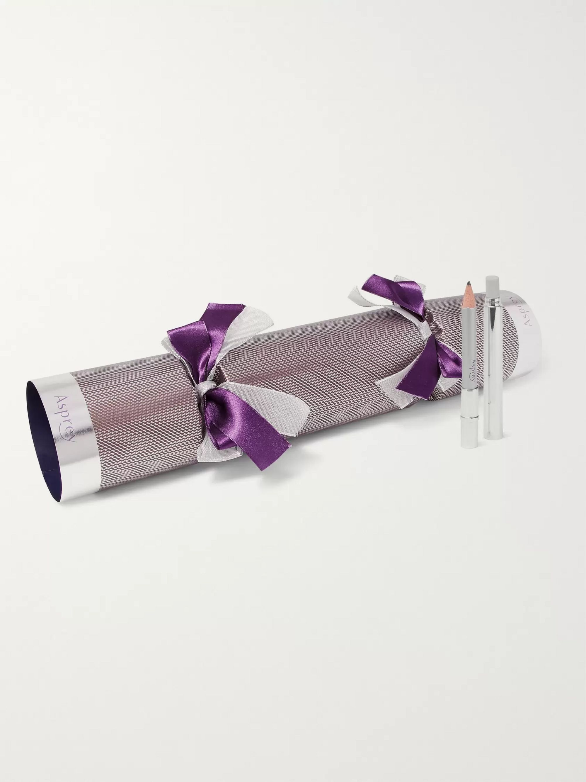 Asprey Cracker with Sterling Silver Pencil