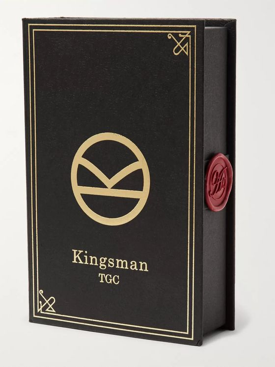 Kingsman + The Perfumer's Story by Azzi Glasser Kingsman TGC Eau de Parfum, 30ml
