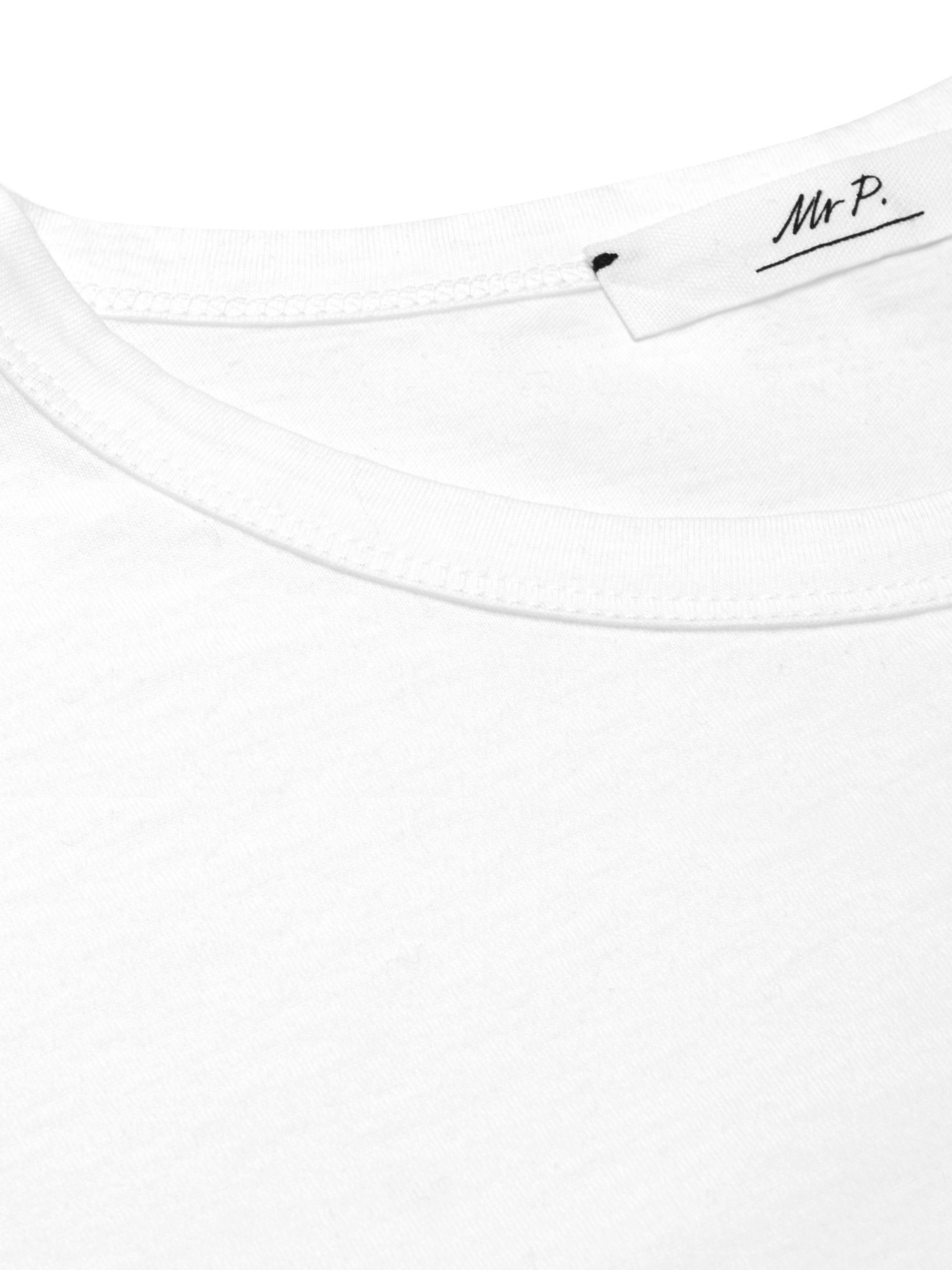 MR P. Cotton-Jersey T-Shirt