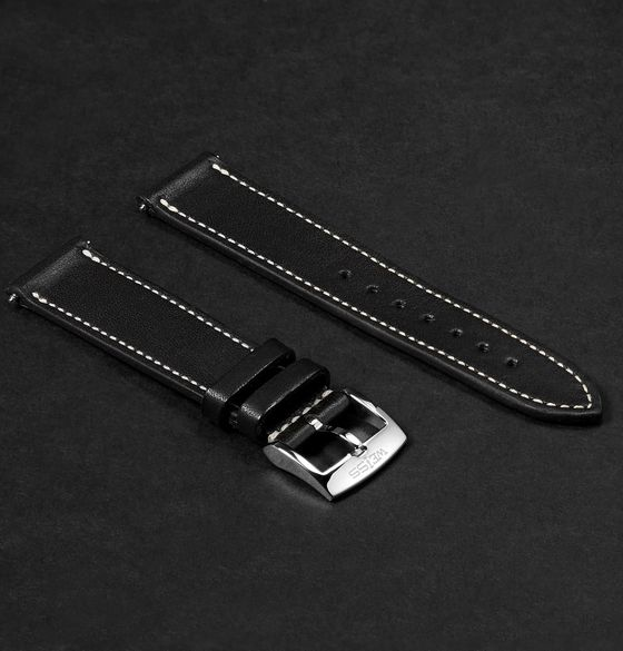 Weiss Leather Watch Strap
