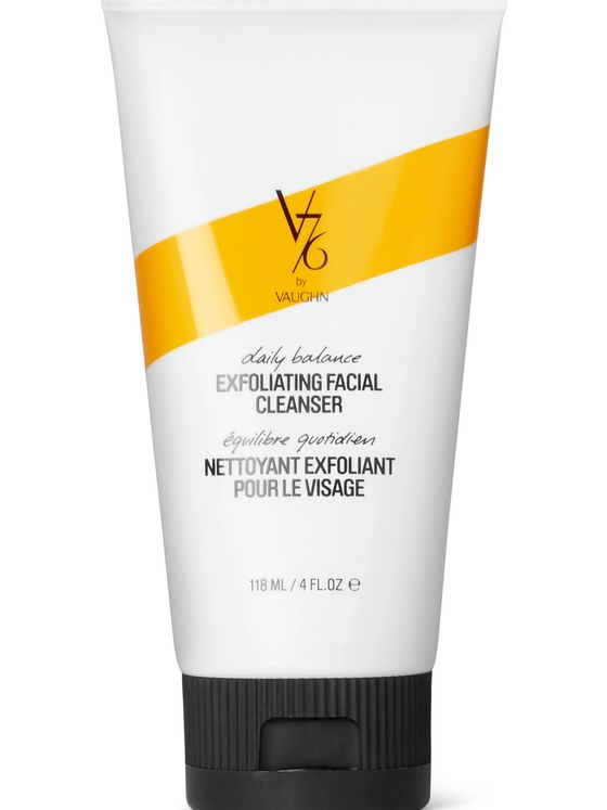 V76 Daily Balance Exfoliating Facial Cleanser, 118ml