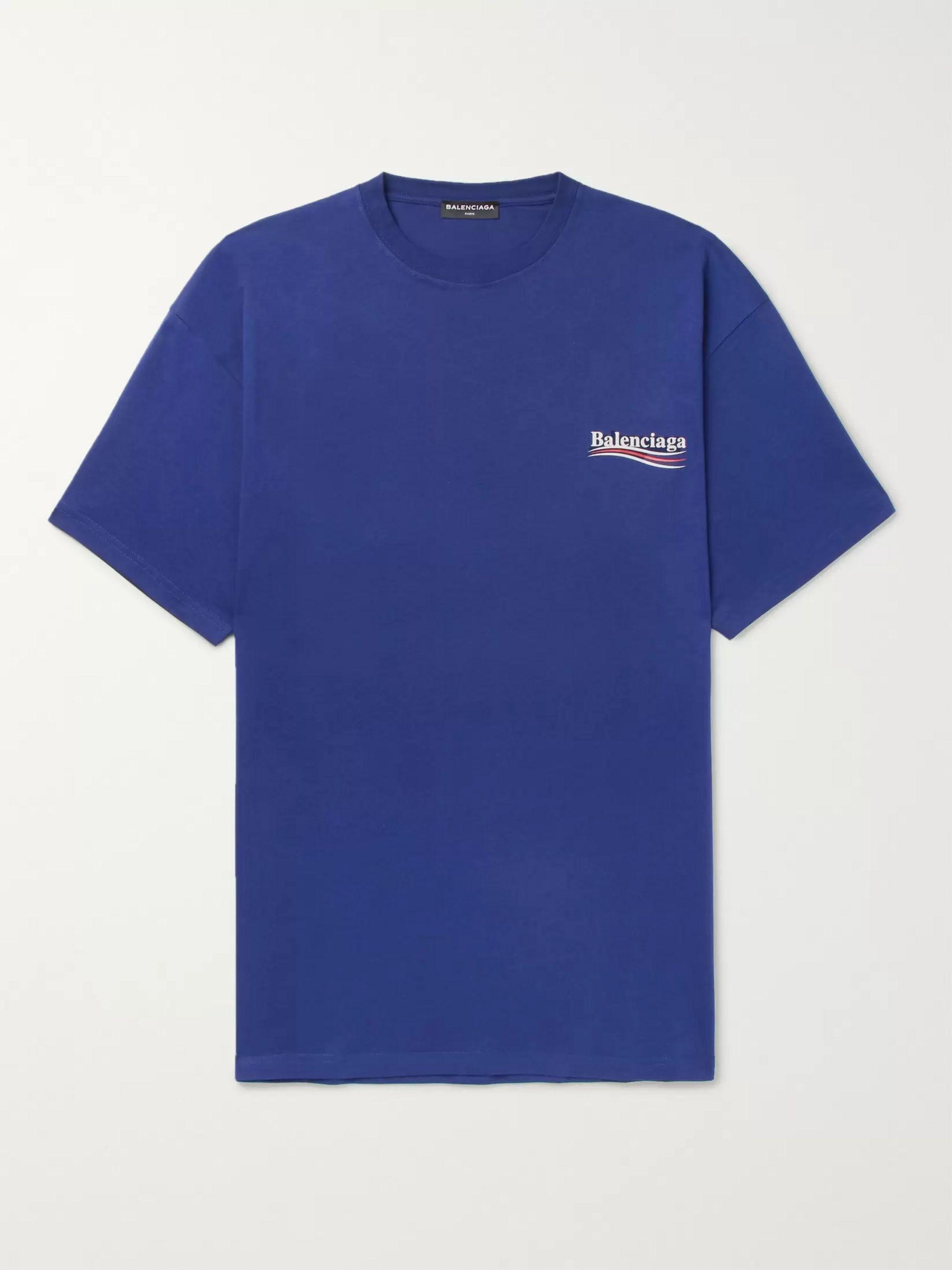 nouveau style 6f177 568b3 Printed Cotton-Jersey T-Shirt