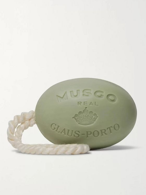 CLAUS PORTO Classic Scent Soap on a Rope, 190g