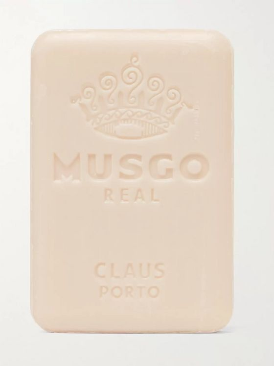 Claus Porto Orange Amber Soap, 160g
