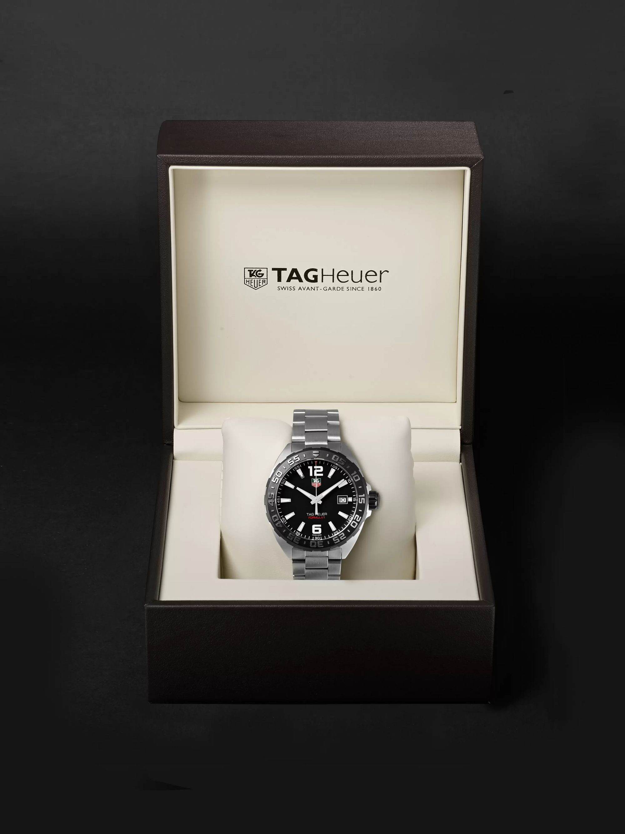 TAG Heuer Formula 1 41mm Stainless Steel Watch, Ref. No. WAZ1110.BA0875