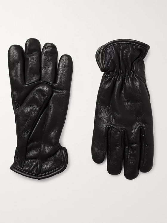 Filson Merino Wool-Lined Leather Gloves
