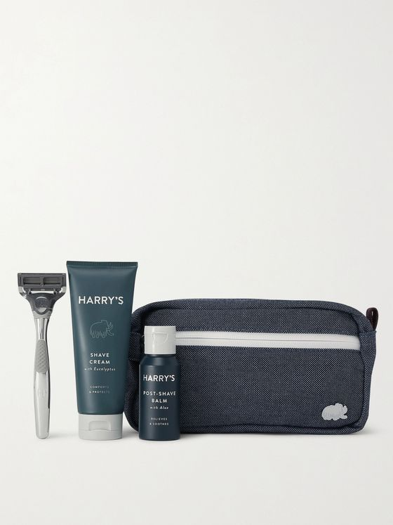 Harry's Winston Travel Set