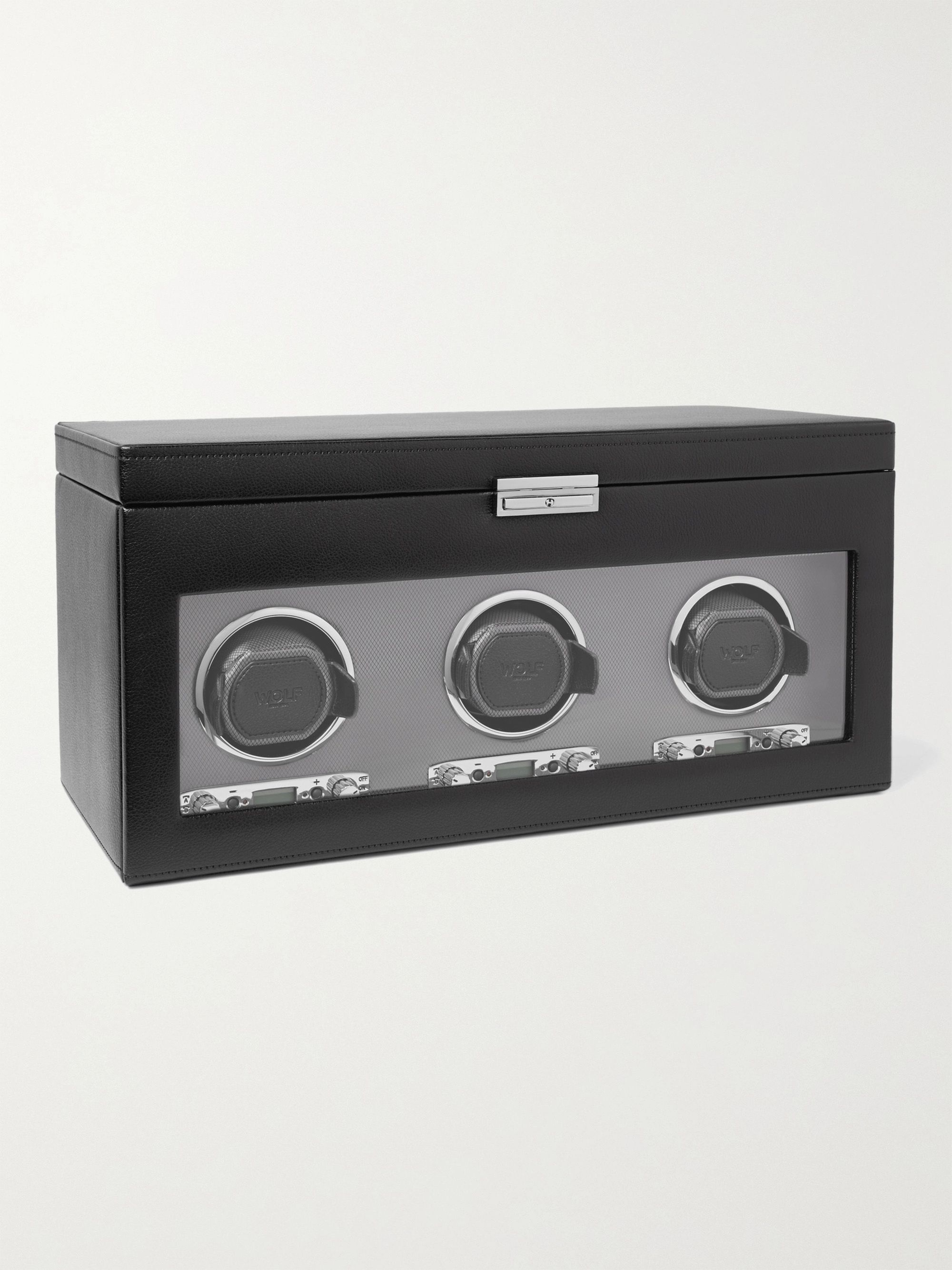 WOLF Viceroy Triple Watch Winder