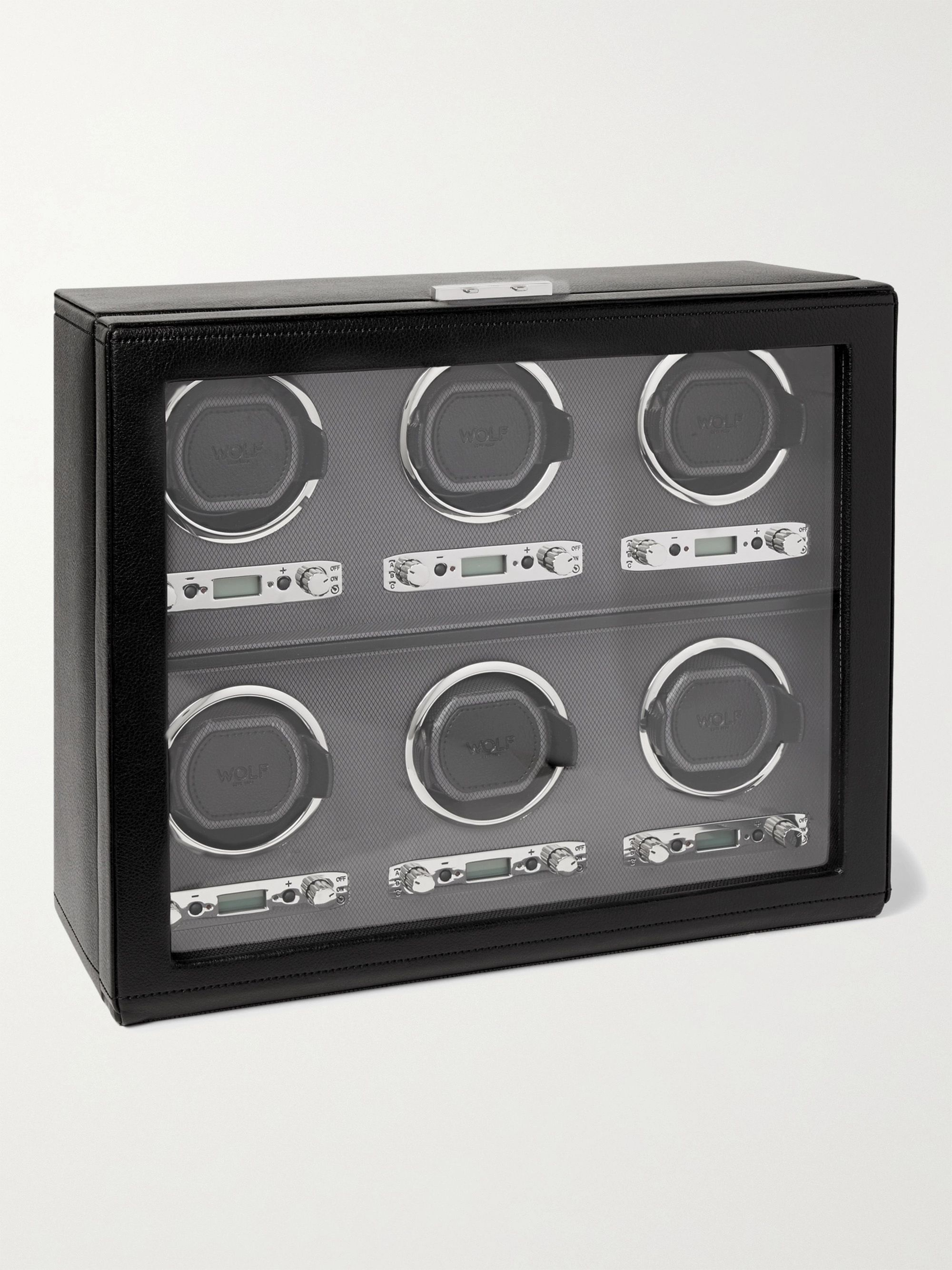 WOLF Viceroy Six-Piece Watch Winder