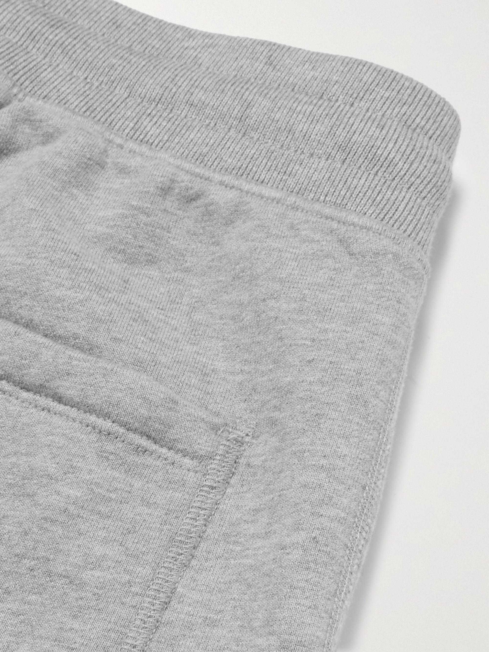 Reigning Champ Slim-Fit Cotton-Jersey Sweatpants