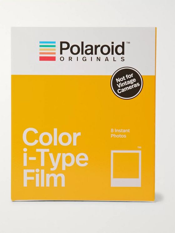 Polaroid Originals i-Type Color Instant Film