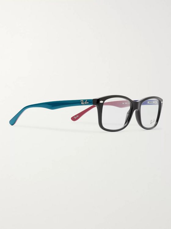 Ray-Ban Wayfarer D-Frame Acetate Optical Glasses