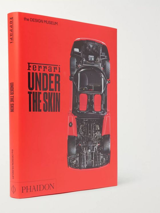 Phaidon Ferrari: Under The Skin Hardcover Book