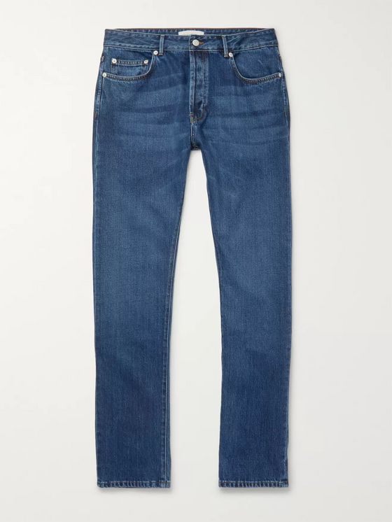 Officine Générale Kurt Slim-Fit Denim Jeans
