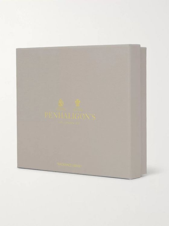 Penhaligon's Fragrance Library, 5 x 10ml