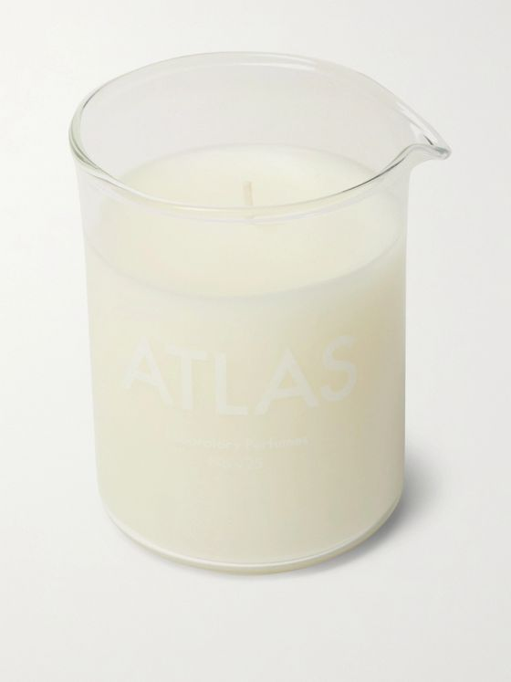 Laboratory Perfumes No.25 Atlas Candle, 200g