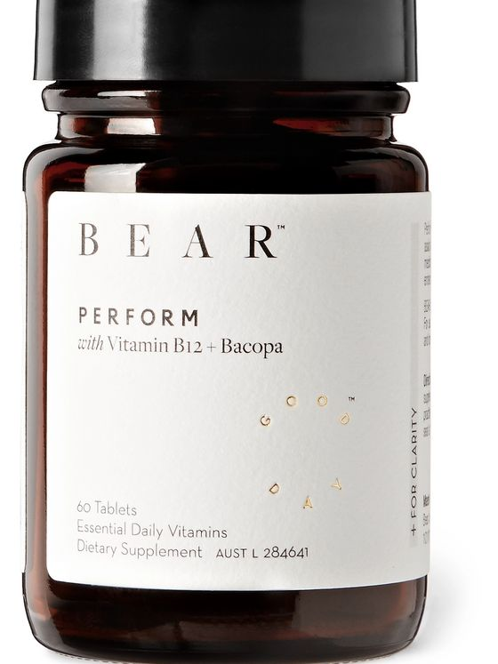 BEAR Perform Supplement, 60 Capsules