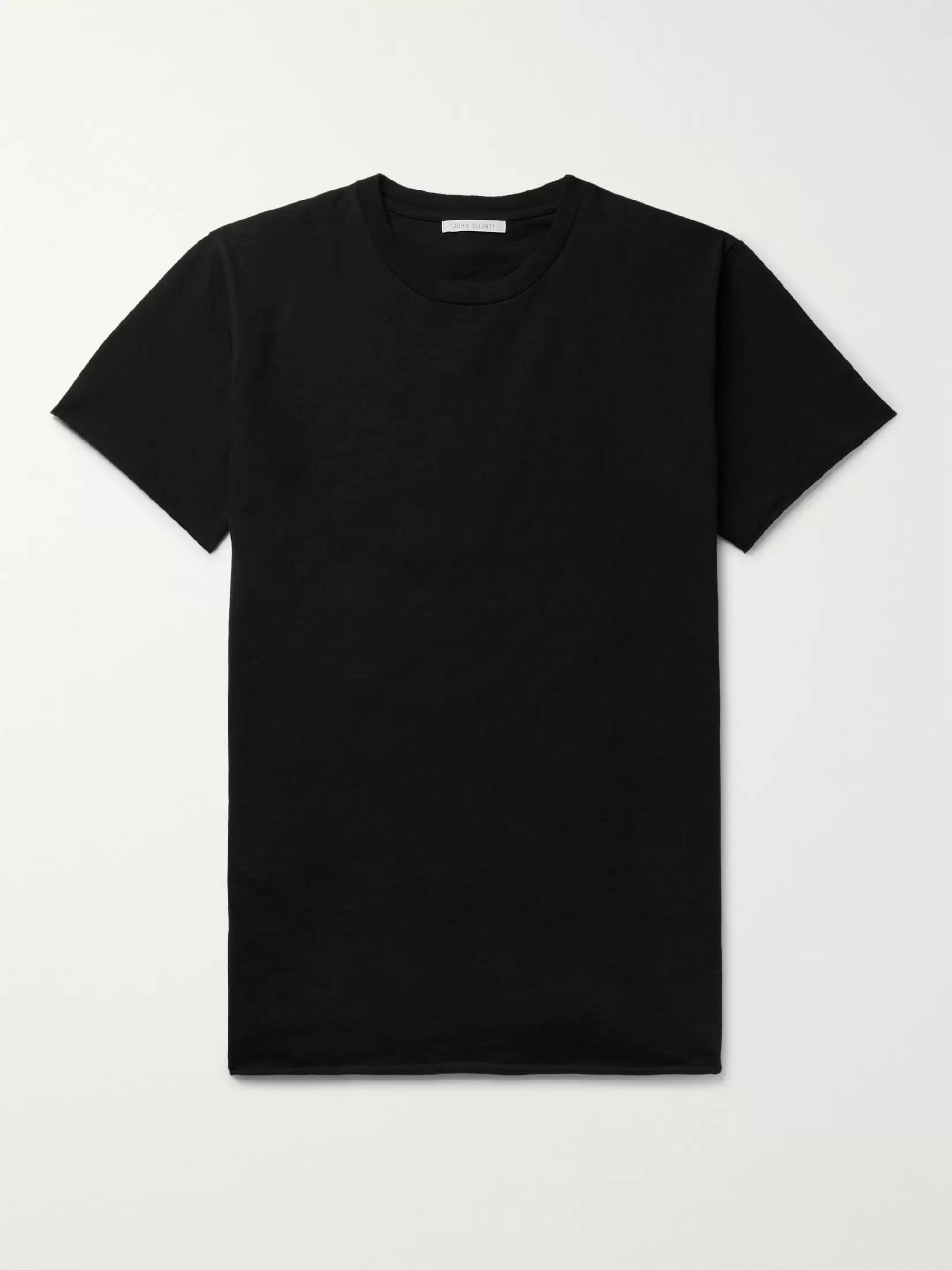 John Elliott Anti-Expo Cotton-Jersey T-Shirt