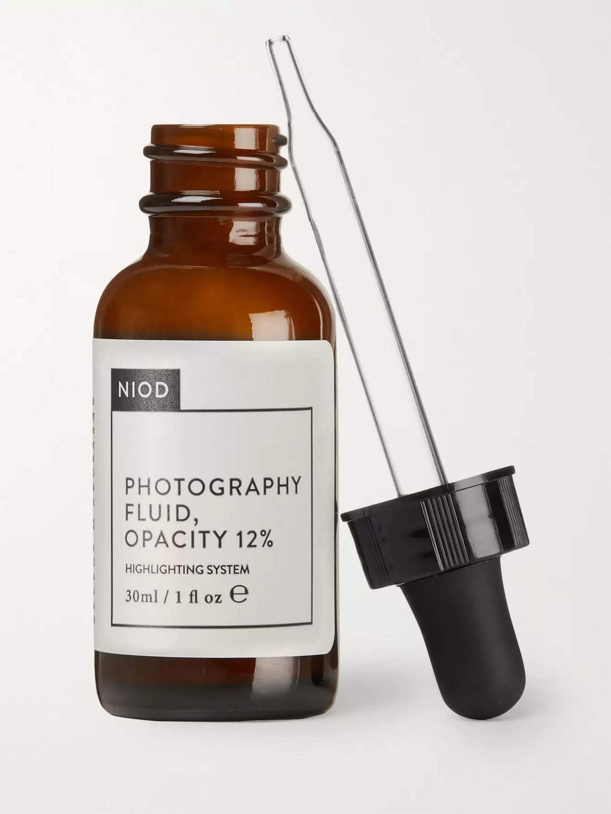 NIOD Photography Fluid, Opacity 12%, 30ml