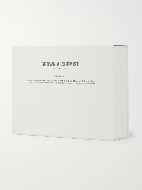 GROWN ALCHEMIST Amenity Kit