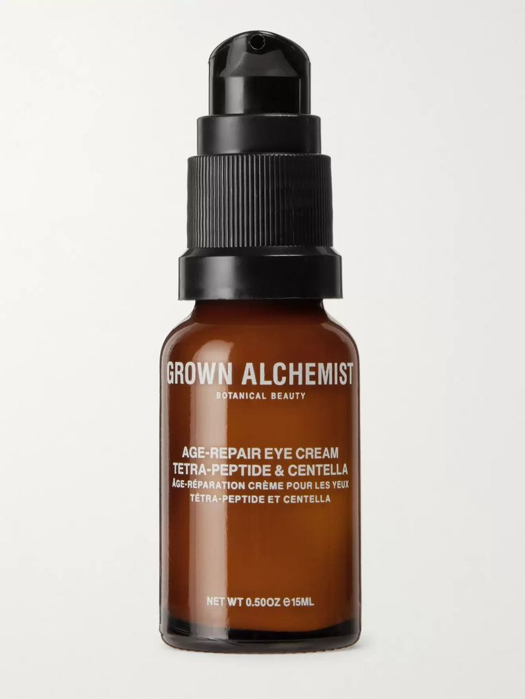 Grown Alchemist Age-Repair Eye Cream - Tetra Peptide & Centella, 15ml