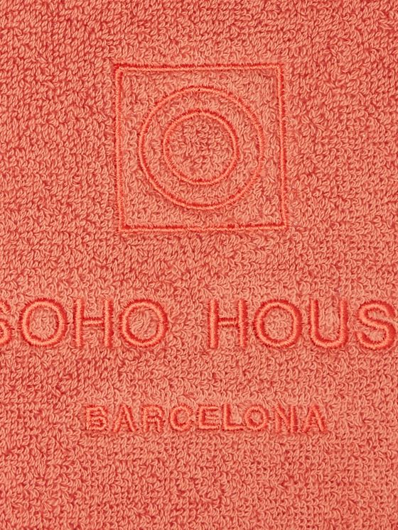 Soho Home Barcelona House Cotton-Terry Pool Towel