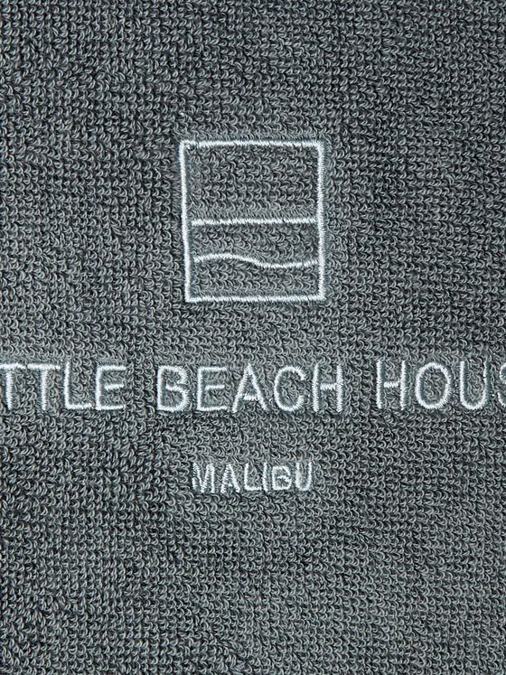 Soho Home Malibu House Cotton-Terry Pool Towel