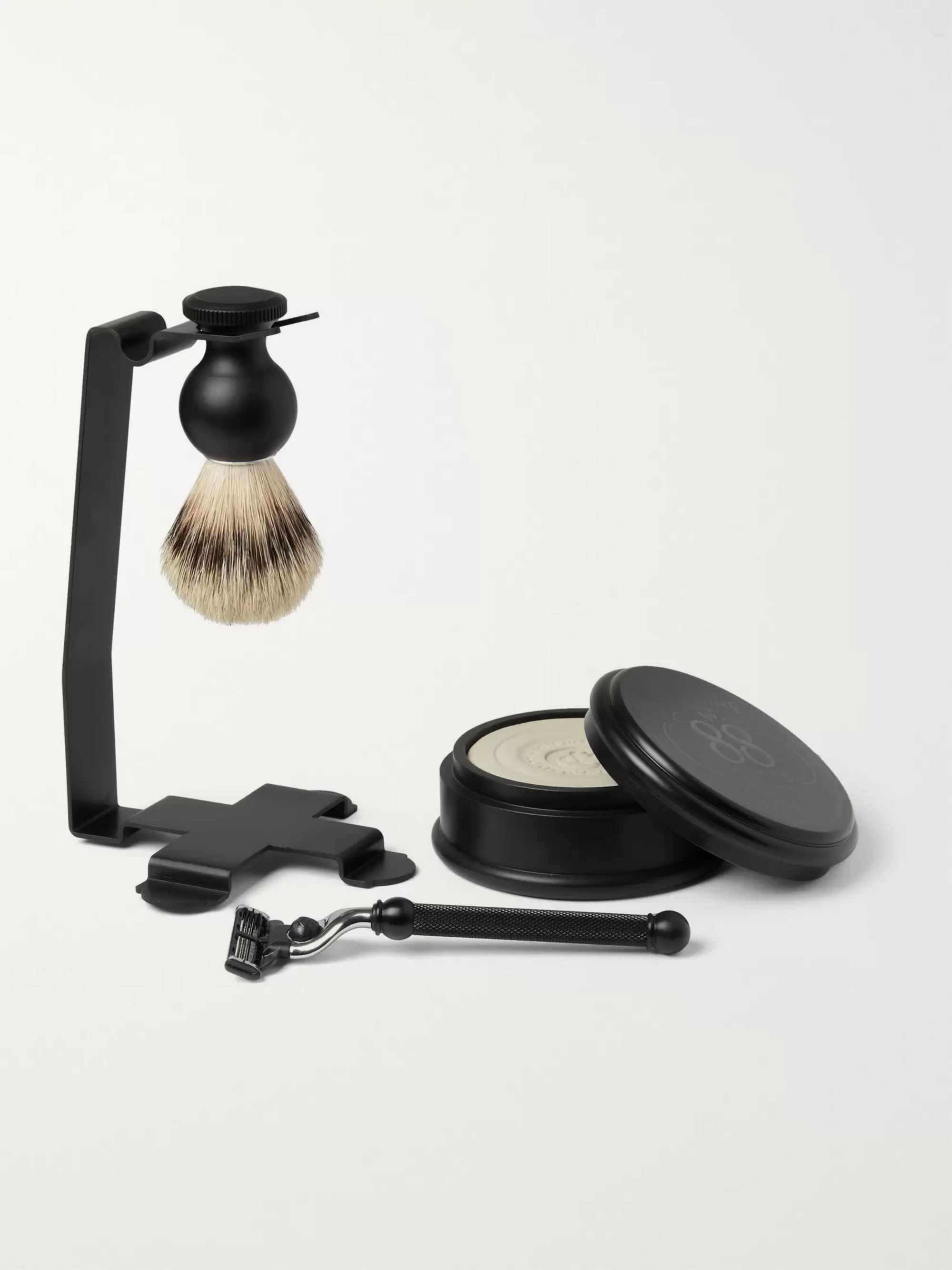 Czech & Speake No. 88 Shaving Set and Soap