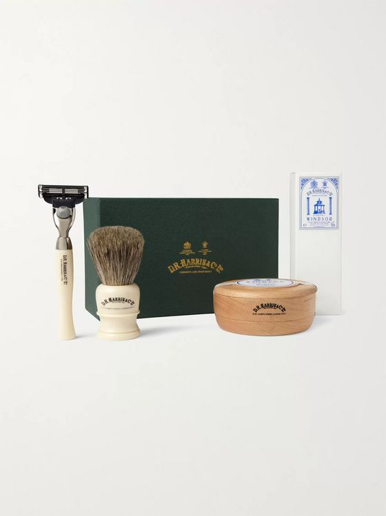 D R Harris Windsor Shaving Kit