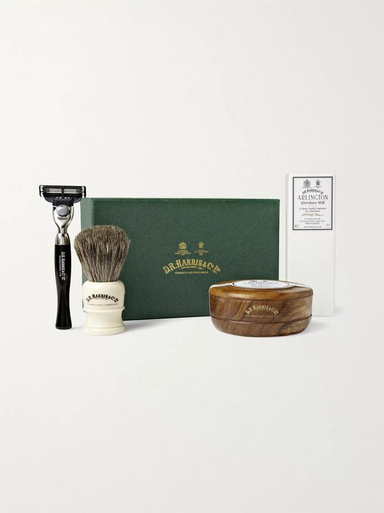 D R Harris Arlington Shaving Kit