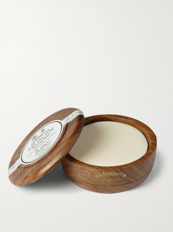 D R Harris Arlington Shaving Bowl and Soap