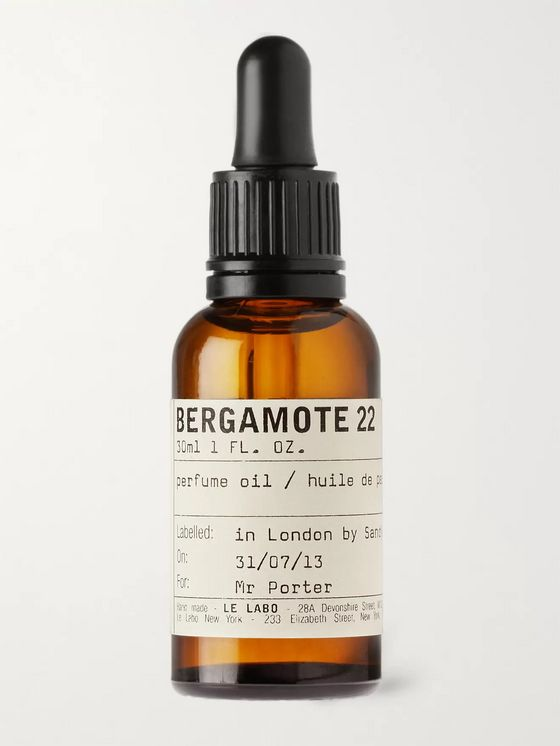 Le Labo Perfume Oil - Bergamote 22, 30ml
