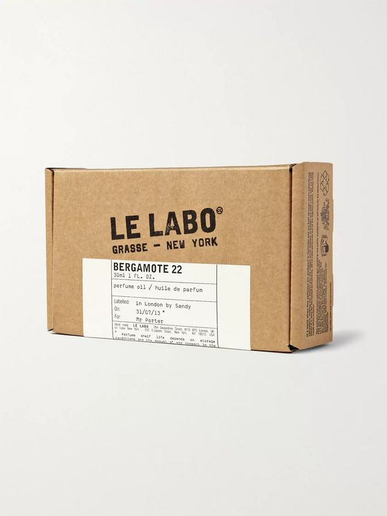 Le Labo Bergamote 22 Perfume Oil, 30ml