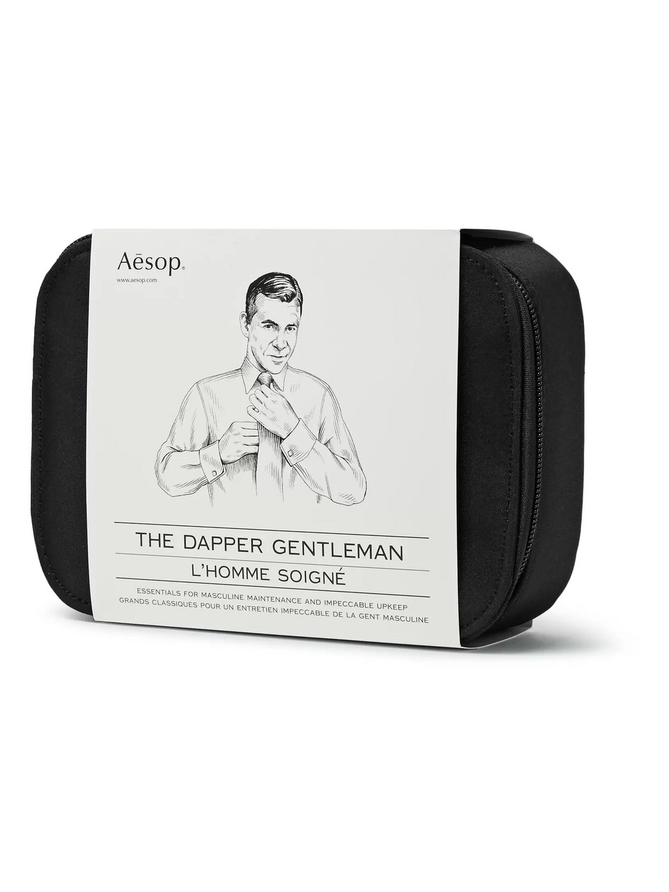 Aesop MR PORTER Dapper Gentleman Grooming Kit
