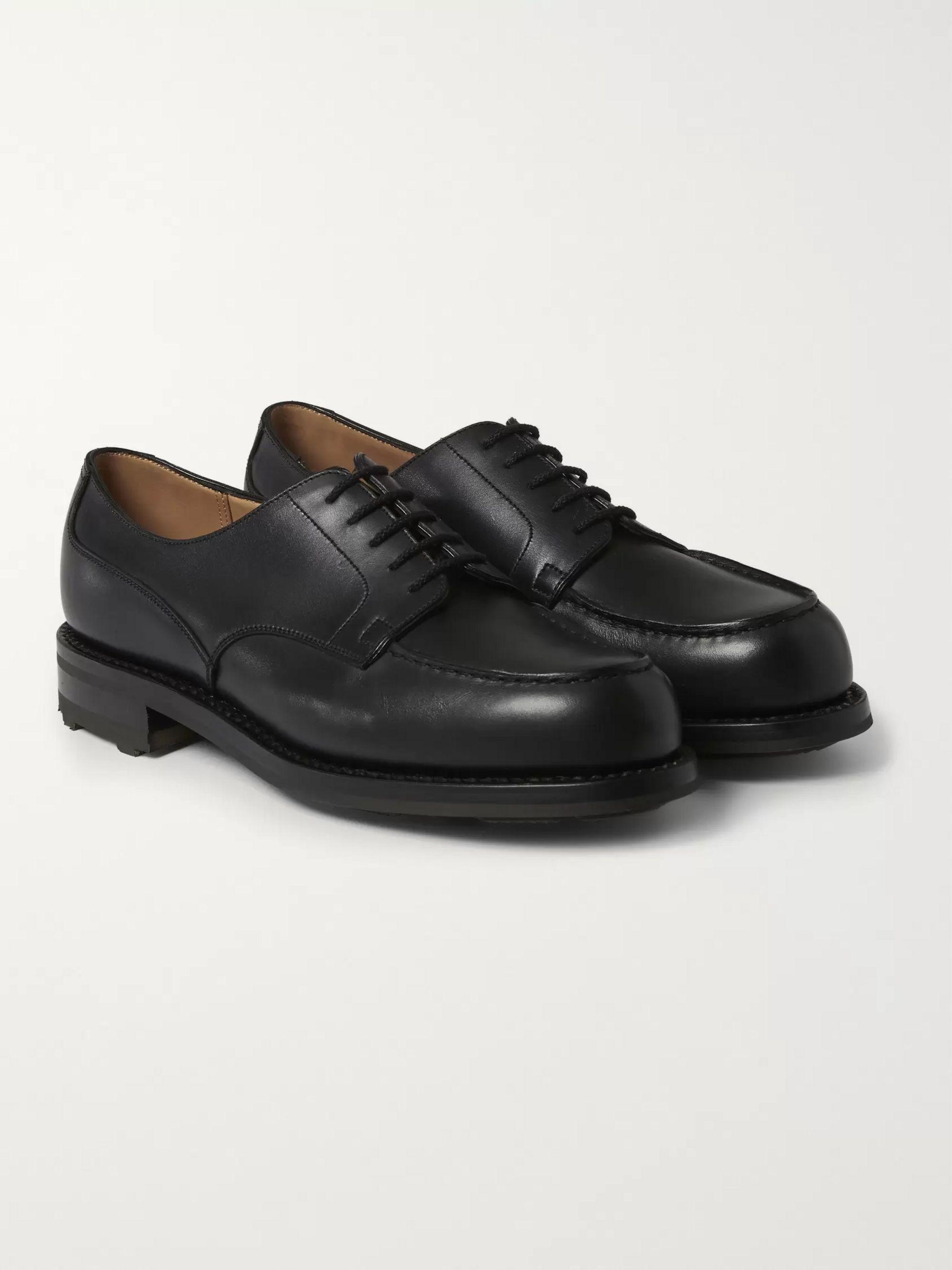 2019 original meilleur site web Acheter Authentic 641 Leather Derby Shoes