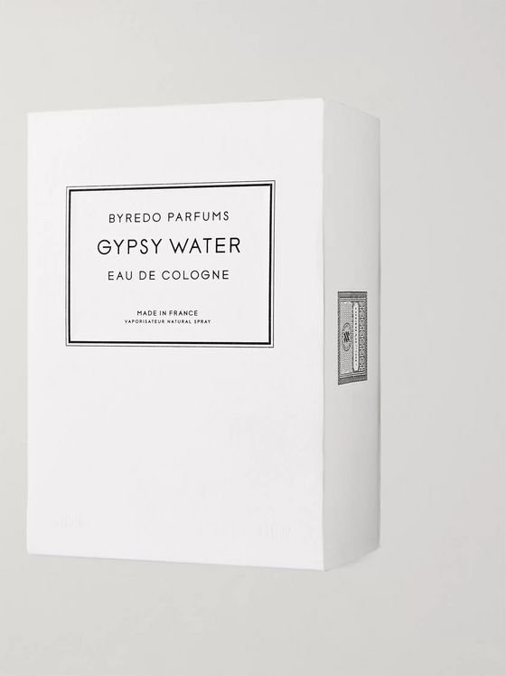 BYREDO Gypsy Water Eau de Cologne - Lemon & Incense 250ml