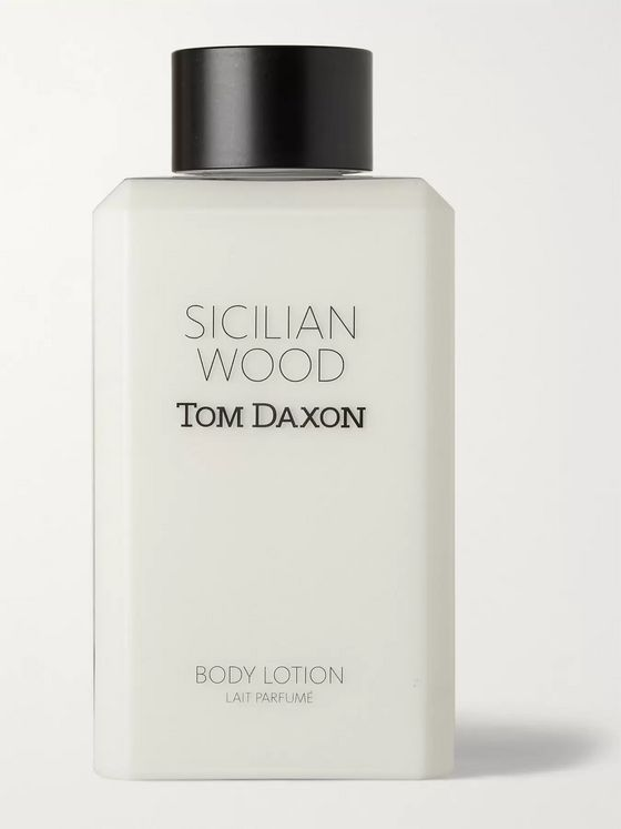 Tom Daxon Sicilian Wood Body Lotion, 250ml
